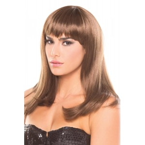 Парик Be Wicked Wigs - Hollywood Wig - Brown